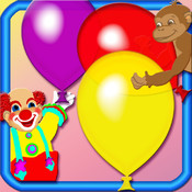 Save The Color Balloons - Fun Balloons Learning Game HD