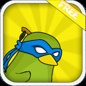 Fruit Birds Cowboy Ninja Commando Sky Adventure vs. Angry Crows Free