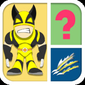 Pop Quiz Trivia Fanclub - The Incredible Mutant Xforce Wolverine Trivia Edition. Questions for Ghost X Men Force Rider Avengers! wolverine hunting boots